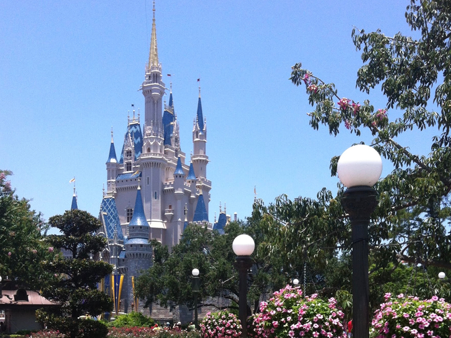 Magic Kingdom in Orlando Florida