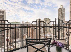 Astoria Suite terrace